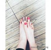 Wszystko co związane z pięknymi stopami nastolatki ;)