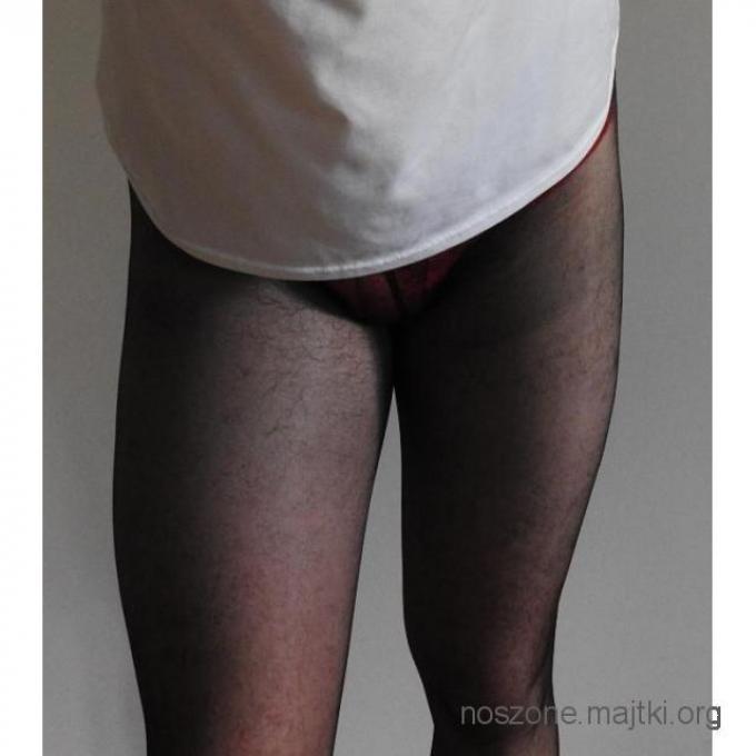 Sprzedam majtki damskie i męskie, rajstopy noszone przez faceta