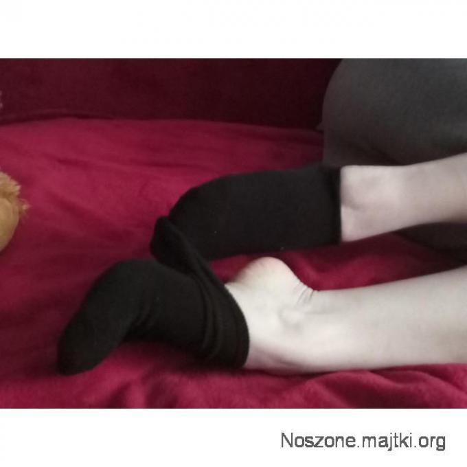 Noszone skarpetki